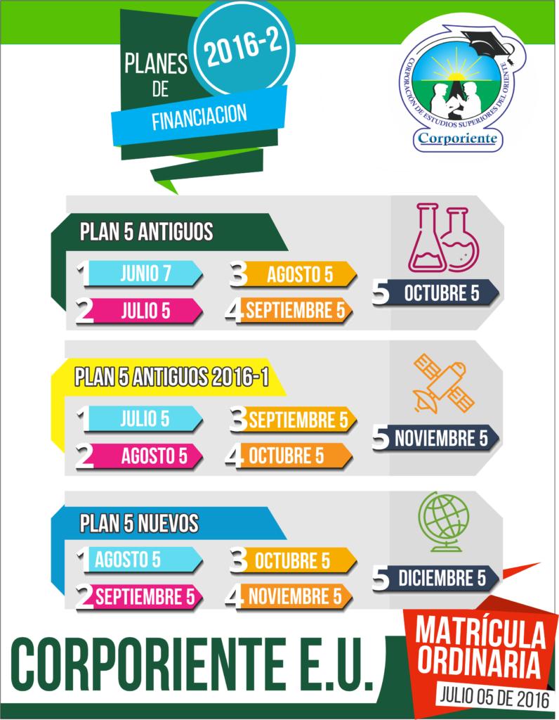 calendario 2016-2