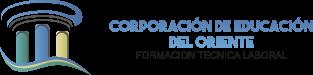 Corporación de Educación del Oriente Logo